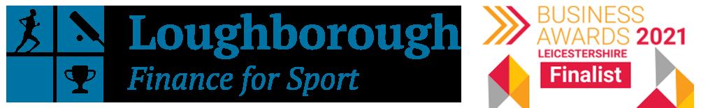 Loughborough Finance for Sport Logo